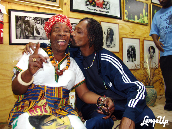 ... Prendergast is taking a page out of her granddad's book with her energetic activism. When not busy working on her Rastafari documentary, the daughter ...