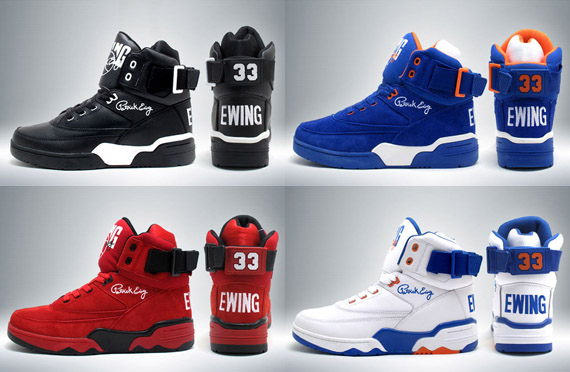 ewing-athletics