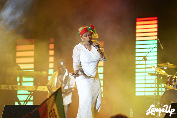 Marcia Griffiths at Rebel Salute