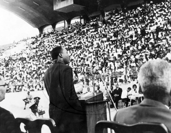 Martin Luther King in Jamaica