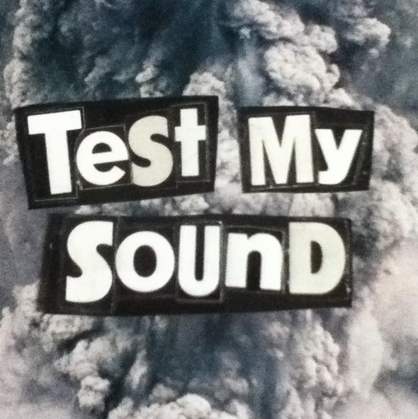 Test My Sound