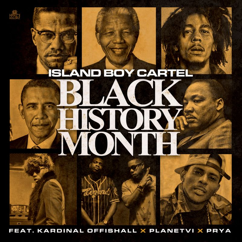 Download this Audio Island Boy Cartel Black History Month picture