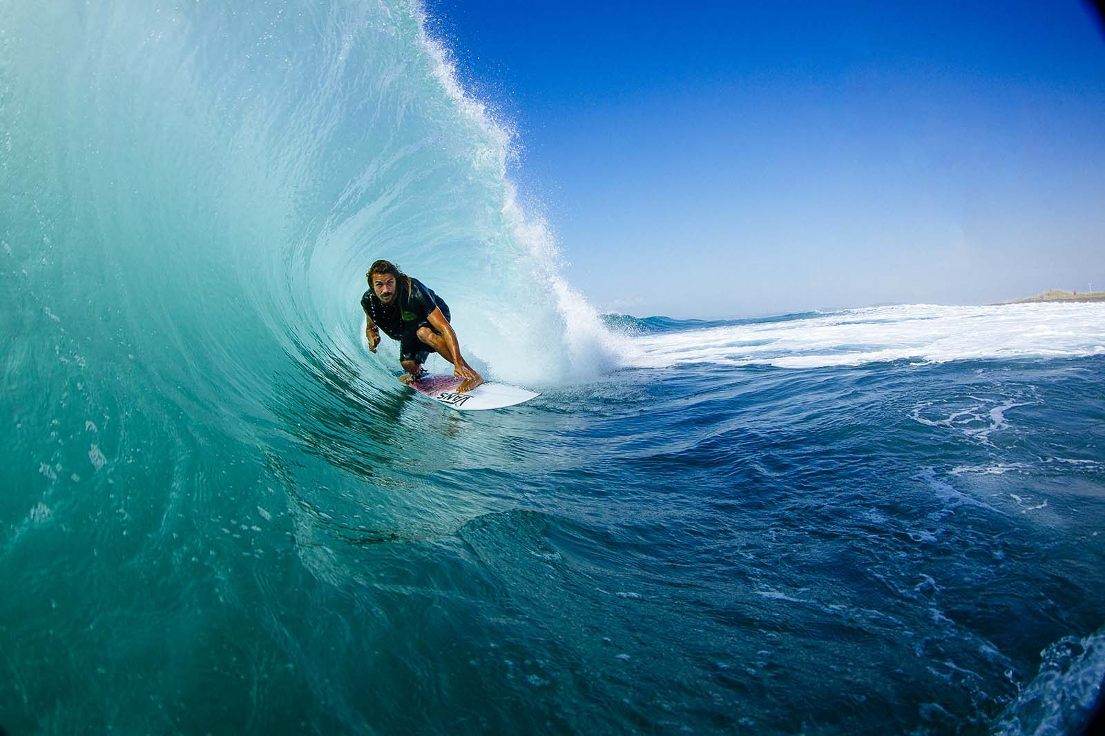 From the Deep: Surfing with Jamaica's Wilmot Clan LargeUp