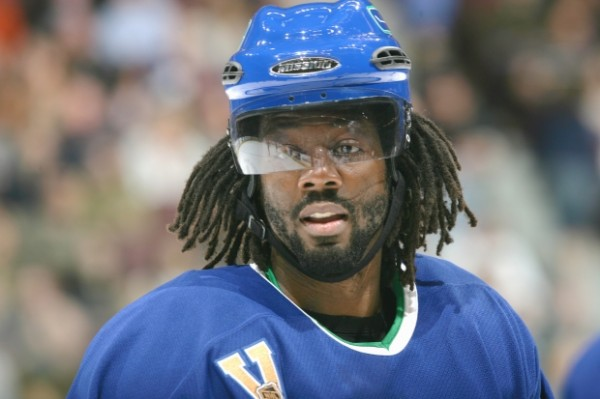 Top 10 Nhl Players With Caribbean Roots Panamericanworld