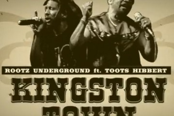 Toots-Rootz-Underground-Kingston-Town-Cover