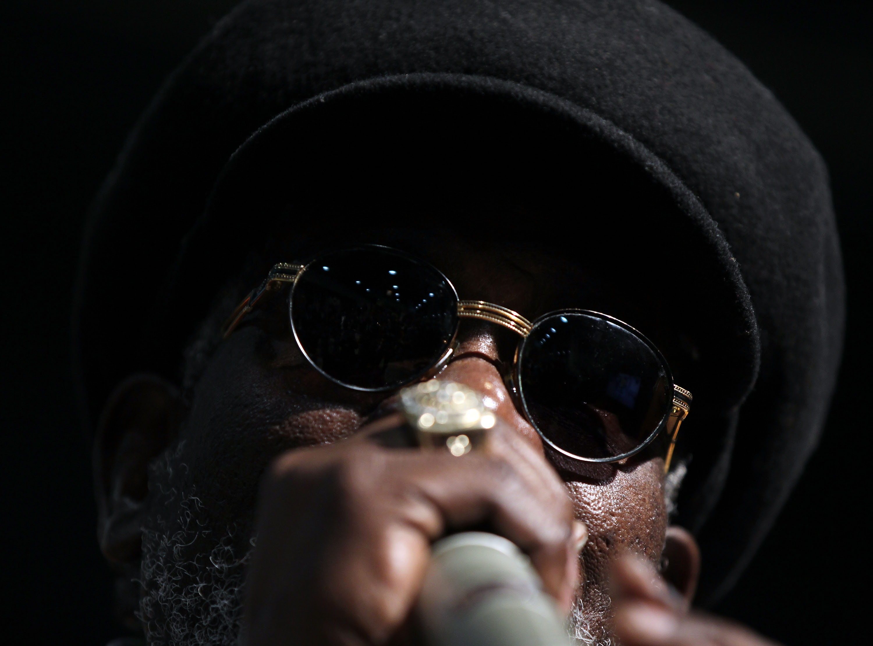 A closer look at the Dancehall Godfather.