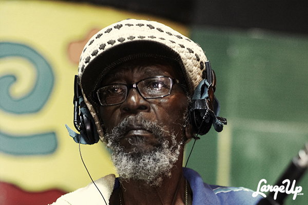 """Uziah 'Sticky' Thompson: Deejay pioneer and percussionist for Lee """"Scratch"""" Perry, Black Uhuru, Grace Jones and Stephen and Ziggy Marley (August 1, 1936 – August 25, 2014)"""